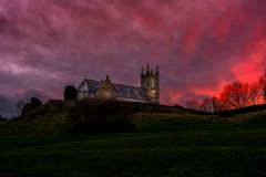 St-Patricks-Church-of-Ireland-Sunset